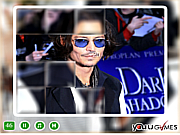 johnny Deep Puzzle game