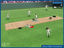 Permainan Just Not Cricket
