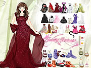 Play Girls fancy dresses Game