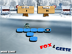 Fox and Geese - Y8 game