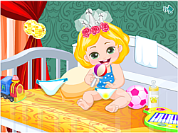 Baby Princess Royal Care game