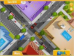 Traffic Hazard game
