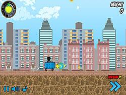 Spielen Sie das Gratis-Spiel  Potty Racers 4