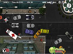 Juega al juego gratis Police Car parking 2