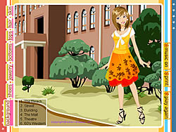 Girl Dressup 25 game
