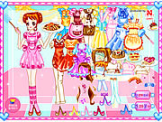 Play Lovely cook dressup Game