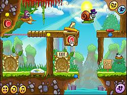 เล่นเกมฟรี Snail Bob 5