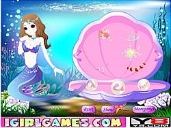Pretty Mermaid Princess game