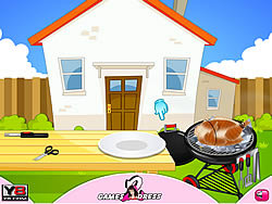 Full Turkey Cooking game