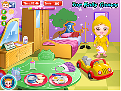 Jouer au jeu gratuit Baby Hazel In Preschool