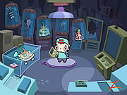 Adventure in Laboratory game