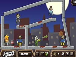 Jogar jogo grátis Balloons vs Zombies 2