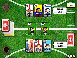 Sports Heads Cards: Soccer Squad Swap game