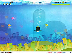 Penguin Plunge game