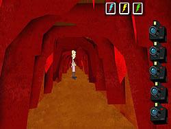 Johny Test: Cavern Flash game