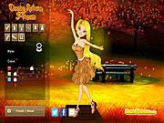 Dancing Autumn Princess game