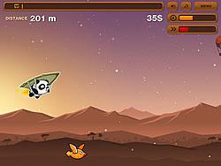 Flying Panda game