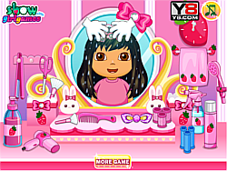 After Term Begins Dora Haircuts 1 game