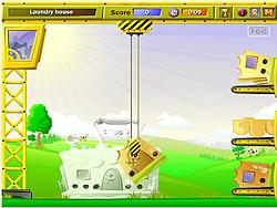 Jucați jocuri gratuite Happy Builder