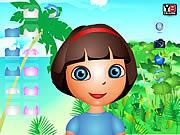 Chơi trò chơi miễn phí Dora in the Jungle