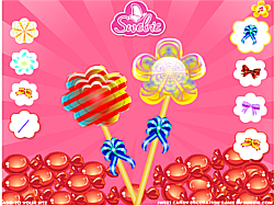 Sweet Candy Decoration game