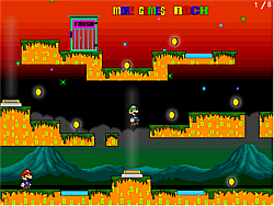 Mario And Luigi Escape game