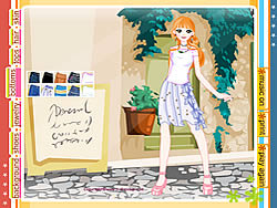 Girl Dressup 27 game