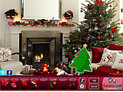 Christmas Stall Hidden Objects game