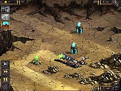 Fallen Empire game