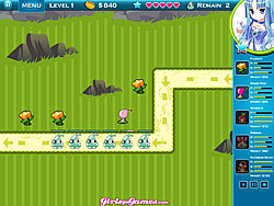 Angel Defense game