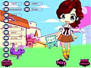 Anime Fan Dressup παιχνίδι