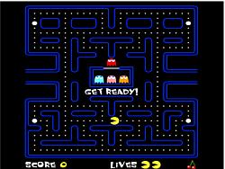 Играть бесплатно в игру Pac-Man