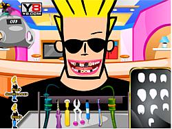 Jhonny Bravo Perfect Teeth game