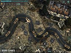 National Defense game