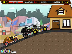 Tom's Vintage Car game