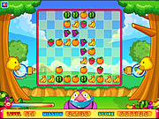 Play Fruit puzzle Game