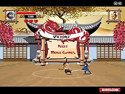 Nasty Ninja game