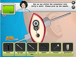 Jouer au jeu gratuit Operate Now: Ear Surgery