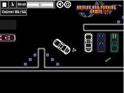 Line Car Parking game