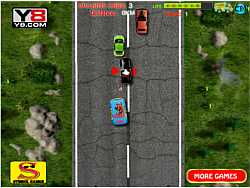 Scooby Doo Car Chase game