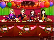 Thanksgiving Dinner Hidden Objects لعبة