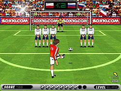 Gioca gratuitamente a Football Kicks