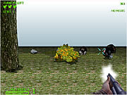 Play Turkey shootout 3d Game