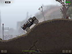 Gloomy Truck 2 game