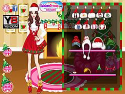 Christmas Fashion game