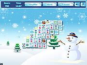 Frozen Mahjong game