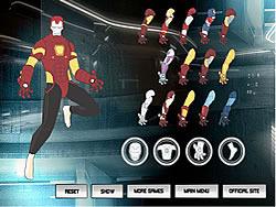 Permainan Iron Man Costume