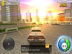 Traffic Slam Arena game