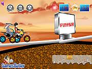 Bakugan Bike Adventure game