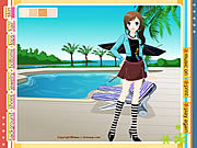 Girl Dressup 33 game